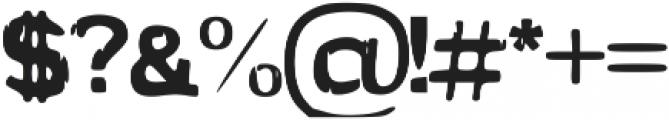 Noisette otf (400) Font OTHER CHARS