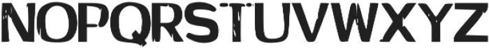 Noisette otf (400) Font UPPERCASE