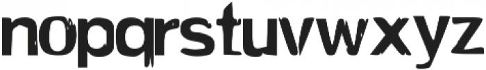 Noisette otf (400) Font LOWERCASE