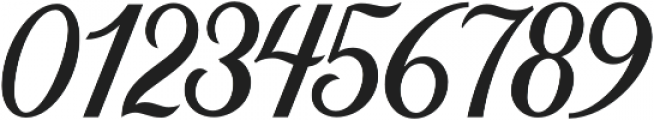 Nomah Script Bold otf (700) Font OTHER CHARS