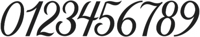 Nomah Script Semibold otf (600) Font OTHER CHARS