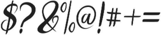 Noorlita ttf (400) Font OTHER CHARS