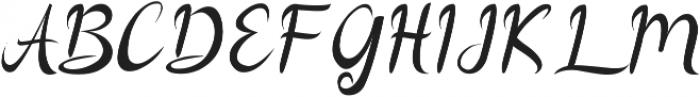 Noorlita ttf (400) Font UPPERCASE