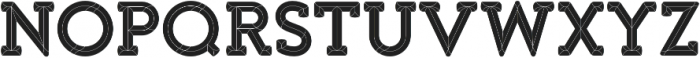 Nord  Form otf (400) Font UPPERCASE