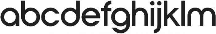Nordeco Cyrillic SemiBold otf (600) Font LOWERCASE