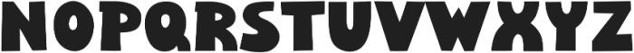 NordicTale Font Regular otf (400) Font UPPERCASE