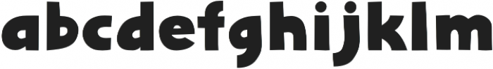 NordicTale Font Regular otf (400) Font LOWERCASE