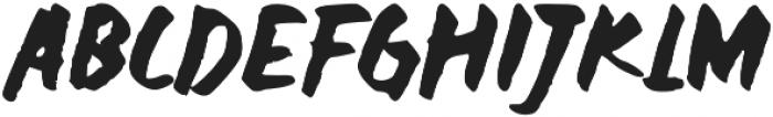 Norman otf (400) Font UPPERCASE