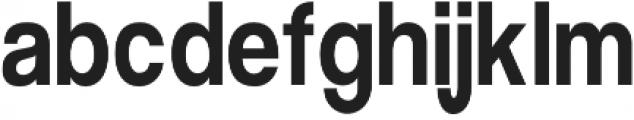 North Remember San Serif otf (400) Font LOWERCASE