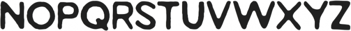 North Way ttf (400) Font UPPERCASE
