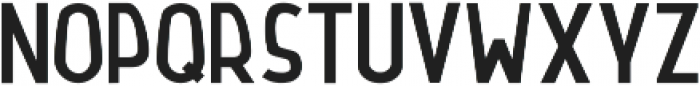 Northern Highway ttf (400) Font LOWERCASE