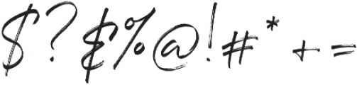 Northwell Alt Regular otf (400) Font OTHER CHARS