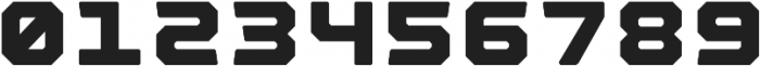 Nostromo Regular Heavy otf (800) Font OTHER CHARS