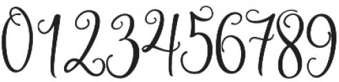 Nouradilla otf (400) Font OTHER CHARS