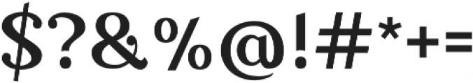 Nova Classic Bold ttf (700) Font OTHER CHARS