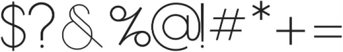 NovaDeco Medium otf (500) Font OTHER CHARS