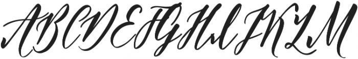Novaturient otf (400) Font UPPERCASE