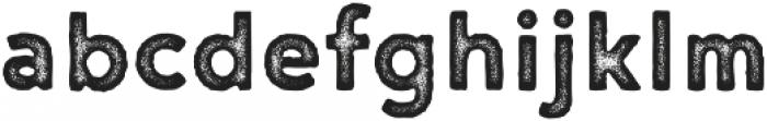 Noyh A Cafe Press2 otf (400) Font LOWERCASE