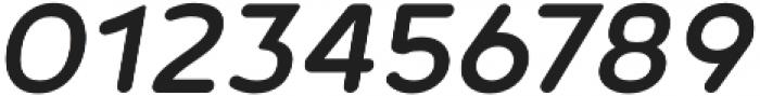 Noyh R Medium Italic otf (500) Font OTHER CHARS
