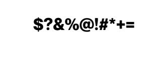 Noveltica Nova-Bold.otf Font OTHER CHARS