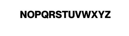 Noveltica Nova-Bold.otf Font UPPERCASE