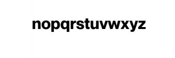 Noveltica Nova-Bold.otf Font LOWERCASE