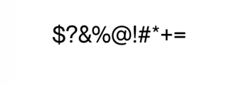 Noveltica Nova-Regular.otf Font OTHER CHARS