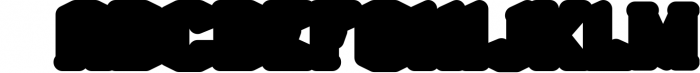 NORTHAM THORNE Font UPPERCASE