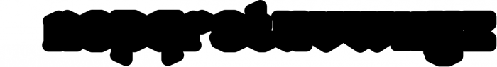 NORTHAM THORNE Font LOWERCASE