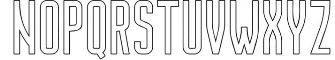 Nordin Vintage Font Family Bonus Badge Logo 1 Font UPPERCASE