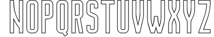 Nordin Vintage Font Family Bonus Badge Logo 1 Font LOWERCASE