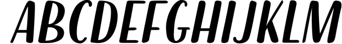 Notes Font UPPERCASE