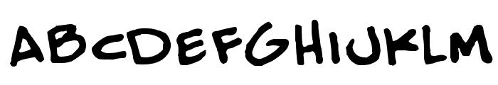NOIR Font LOWERCASE