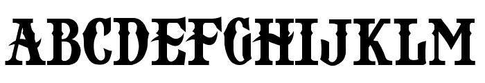 NOPIA DEMO Font LOWERCASE