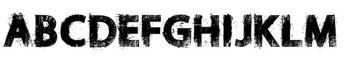 NORIKEE DEMO Regular Font UPPERCASE