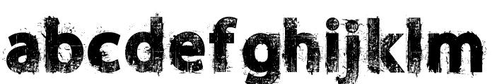 NORIKEE DEMO Regular Font LOWERCASE