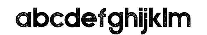NOVASTAMP-Bold Font LOWERCASE