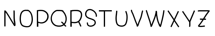 NoBulliesAllowed Font UPPERCASE