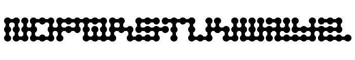 Node to Nowhere Font LOWERCASE