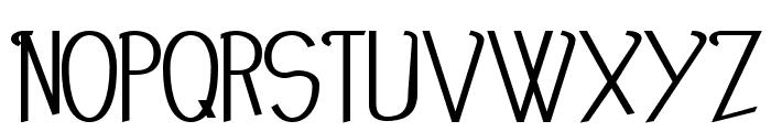 Noir-et-Blanc Bold Font UPPERCASE