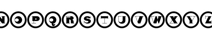 NonsensiquaTwo Font LOWERCASE