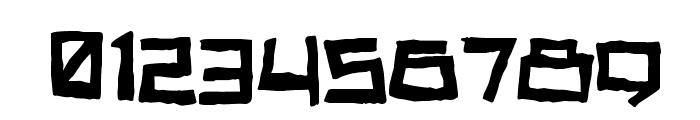 Noodle soup Font OTHER CHARS