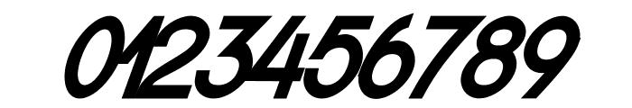 Nordica Classic Regular Oblique Font OTHER CHARS
