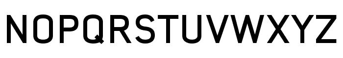 Nordstern Demo Bold Font UPPERCASE