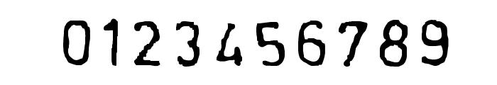 Normograf-Regular Font OTHER CHARS