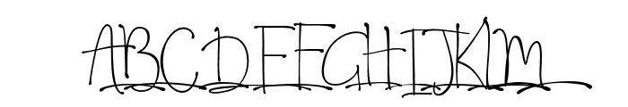 North City Font UPPERCASE