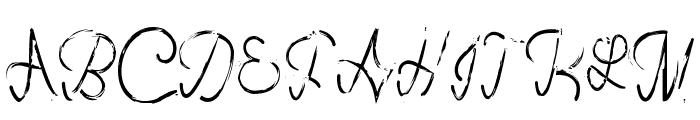 NorthCowboy Font UPPERCASE