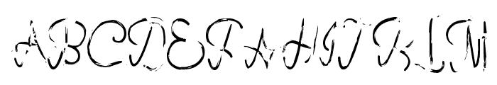 NorthCowboy Font LOWERCASE