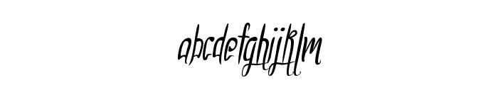 NorthernMontgomery Font LOWERCASE
