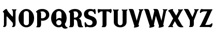 Norton Font UPPERCASE